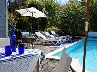 Chambres d'Hote de charme: La Lyvet - La Vicomte-sur-Rance vacation rentals