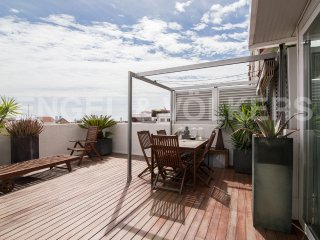 The Eixample Penthouse in Barcelona - Barcelona vacation rentals