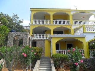 1 bedroom Apartment with Internet Access in Senj - Senj vacation rentals