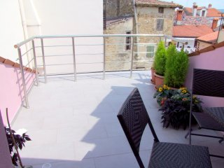 Charming Apartment With A Terrace - Koper vacation rentals