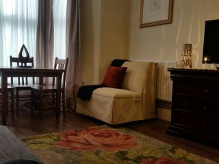 Spacious traditional Victorian one bedroom flat - London vacation rentals