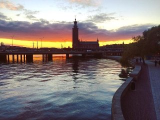 Nice Condo with Internet Access and Central Heating - Stockholm vacation rentals