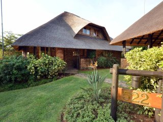 Thatched house  8 miles from Kruger National Park - Hazyview vacation rentals
