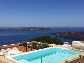 Archipel Mansion,Great Views,Privacy ,elegance 6! - Fira vacation rentals