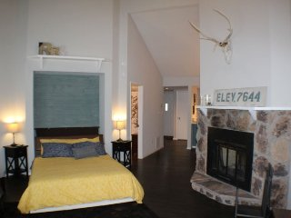 Aspenwood 4220 is a conveniently located studio vacation condo right around the - Pagosa Springs vacation rentals