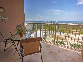 New Listing! Vibrant 1BR West Gulf Shores Condo w/Wifi, Private Balcony & Stunning Ocean Views - Situated on the Peaceful Fort Morgan Peninsula! - Fort Morgan vacation rentals