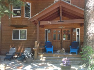 "Luxury*Jacuzi*70""Screen*PoolTable*Wifi*Walk 2 Town - Tahoe City vacation rentals"