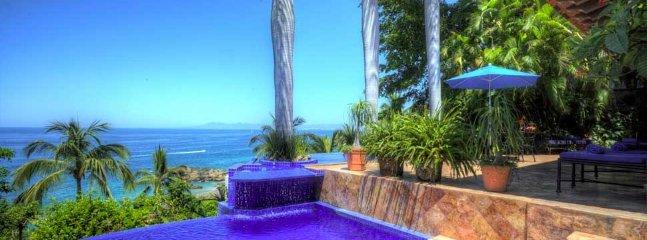 3-5BR LUXURY VILLA ONLY FEW STEPS TO THE BEACH - Puerto Vallarta vacation rentals