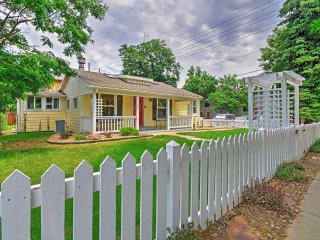 Eclectic 3BR Boulder Home in Heart of Downtown! - Boulder vacation rentals