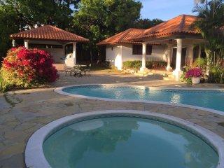 GRAN VILLA LOW COST: Minitas Beach + Garden Gazebo - La Romana vacation rentals