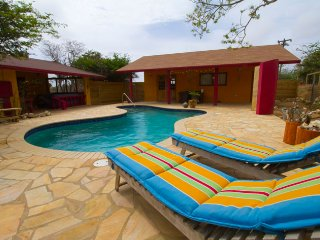 Bon Bini! Beautiful Aruban House with Private Pool - Paradera vacation rentals