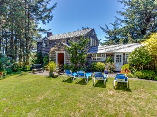 Historic, waterfront, dog-friendly home w/ close beach access & private hot tub - Newport vacation rentals