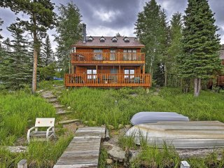 Lakefront 3BR Grand Lake Home w/Breathtaking Views - Grand Lake vacation rentals