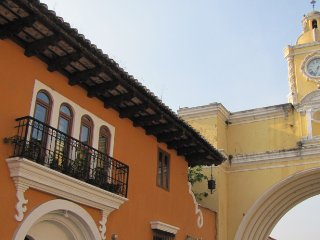 Cozy House with Internet Access and Mountain Views - Antigua Guatemala vacation rentals