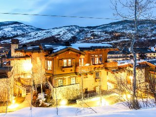 Luxurious ski-in/ski-out chalet with mountain views, balcony - Vail vacation rentals