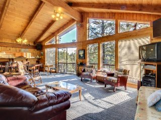 Riverfront home with gorgeous views - Garden Valley vacation rentals