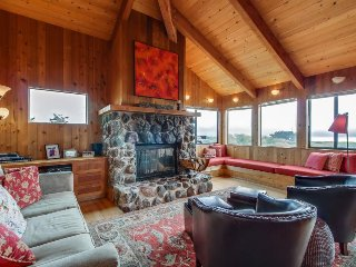 Dog-friendly w/ ocean views, private hot tub & shared pool, walk to Shell Beach - Sea Ranch vacation rentals