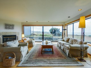 Dog-friendly oceanfront home w/private hot tub, shared pool, views from deck - Sea Ranch vacation rentals