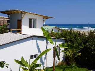 El Mirador: Ocean View with a Pool & Kitchenette - Ayampe vacation rentals