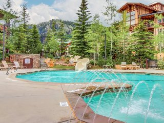 Ski-in/ski-out condo with a private deck, slope views & access to Club Solitude! - Solitude vacation rentals