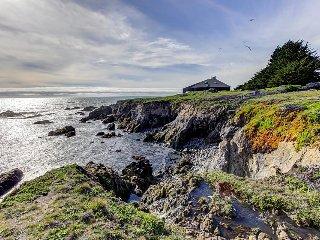 Award-winning ocean bluff retreat - amazing views for miles! - Sea Ranch vacation rentals