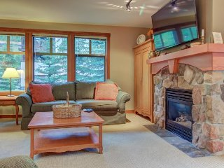 Warm and welcoming ski-in/ski-out condo w/ access to pools, hot tubs, & more! - Solitude vacation rentals