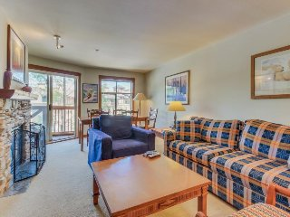 Ski-in/out condo w/mountain views, shared hot tub & pool & Club Solitude access! - Solitude vacation rentals