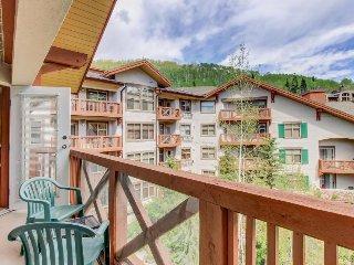 Ski-in/ski-out condo w/community hot tub & Club Solitude access - pools, etc! - Solitude vacation rentals
