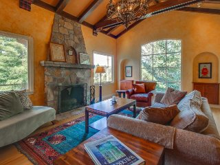 Historic and dog-friendly architectural gem w/ gardens, near Mt. Tam! - San Rafael vacation rentals