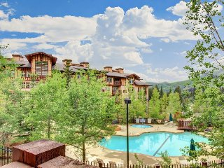 Ski-in/out condo w/Club Solitude access w/pool, hot tub, fitness, & more! - Solitude vacation rentals