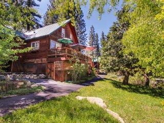Charming, family-friendly cabin near Prosser Reservoir, skiing & golf! - Truckee vacation rentals