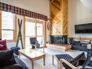 Beautiful Northstar condo with deck, mountain views, and shared resort amenities - Truckee vacation rentals