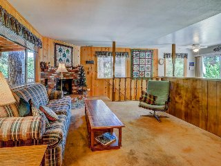 Charming and rustic dog-friendly mountain cabin right on Foster Lake Meadow - Idyllwild vacation rentals