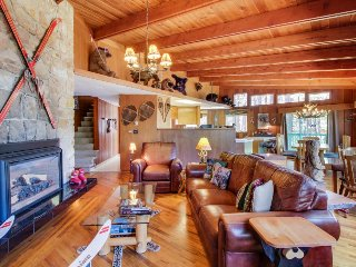 Eclectic alpine home, with private hot tub and great location! - South Lake Tahoe vacation rentals