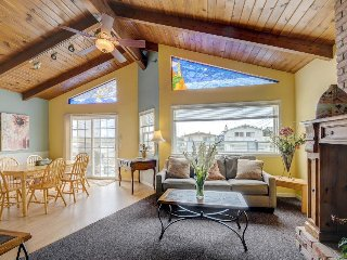 Bright and dog-friendly duplex with a yard and patios, close to the beach! - Oceano vacation rentals