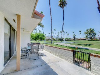 Golf courses, pools, hot tubs, & tennis courts abound near this stunning home - Rancho Mirage vacation rentals