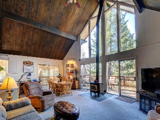 Rustic Swiss-style cabin w/ lake and shared pool access. Close to Yosemite! - Groveland vacation rentals