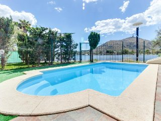 Lakefront home w/ lake view, private pool & nearby beach access! - Alcudia vacation rentals