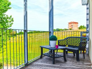 Bright, cheerful condo with private deck & close to beach! - Senigallia vacation rentals