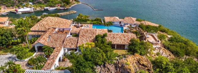 Villa Le Rocher 3 Bedroom SPECIAL OFFER - Image 1 - Terres Basses - rentals