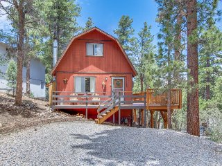 Cozy and secluded mountain cabin surrounded by pines - dogs welcome! - Big Bear City vacation rentals