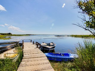 Beautiful, historic farmhouse with shared dock on Chilmark Pond - Chilmark vacation rentals