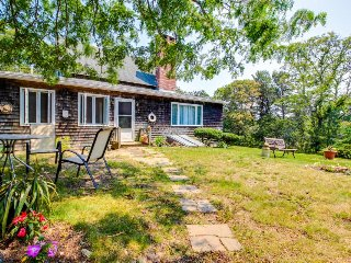 Lovely clapboard home in a private setting in the heart of town - Oak Bluffs vacation rentals