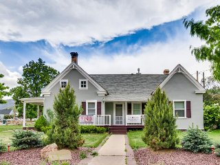 "Dog-friendly, turn-of-the-century home near the ""Mighty 5"" national parks! - Parowan vacation rentals"