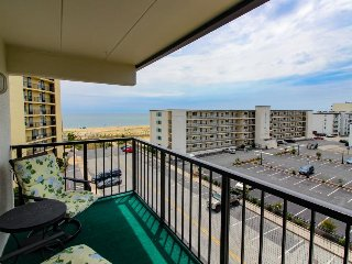 Top-floor ocean view getaway just steps from the beach! - Ocean City vacation rentals