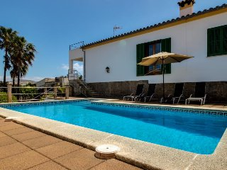 A private pool, mountain views & gorgeous beaches nearby! - Alcudia vacation rentals