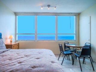 Ocean views, pool, tennis court & direct beach access! - Miami Beach vacation rentals