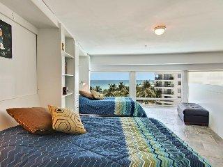 Spacious condo with resort amenities and ocean views! - Miami Beach vacation rentals