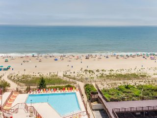 Bright Ocean City, waterfront retreat w/ shared pool & beach access! - Ocean City vacation rentals