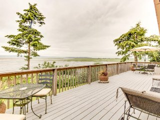 Rustic family home with easy beach access and gorgeous views - dogs OK! - Stanwood vacation rentals